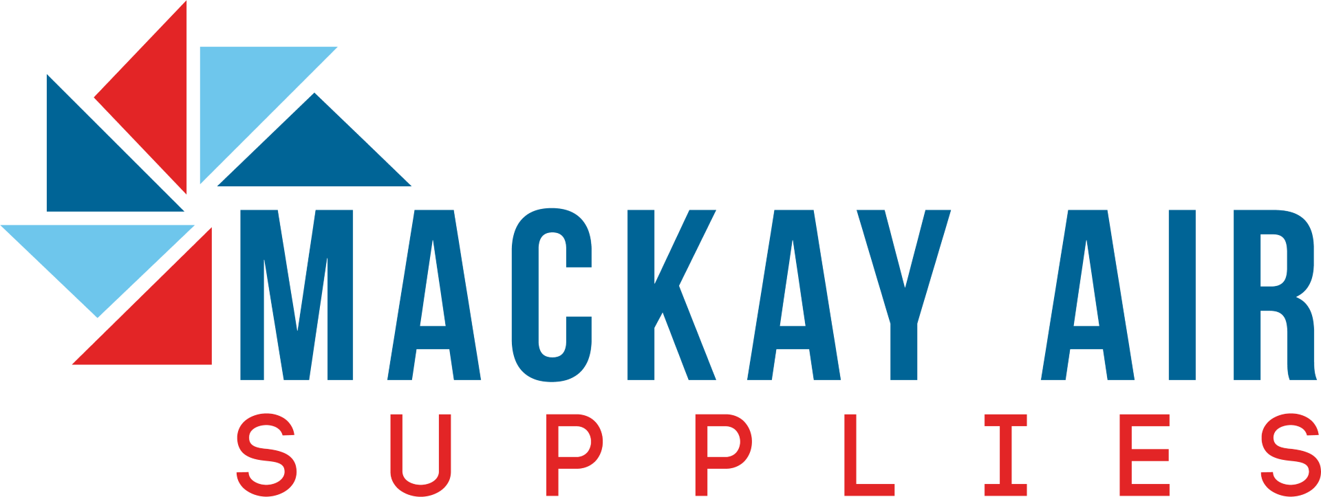 Mackay Air Supplies Logo